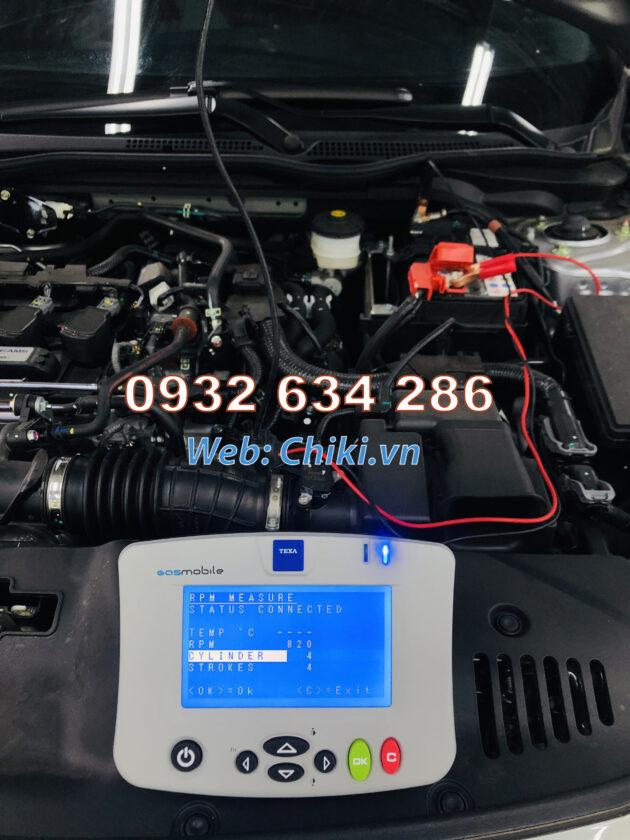 Máy phân tích khí xả Texa GASBOX AUTOPOWER