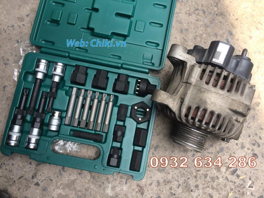 Bộ dụng cụ tháo lắp máy phát điện xe ô tô